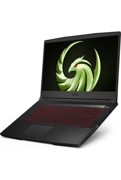 """MSI Bravo 15 A4DCR-255XTR AMD Ryzen 5 4600H 8GB 512GB SSD RX 5300M Freedos 15.6"""" FHD Taşınabilir Bilgisayar"""
