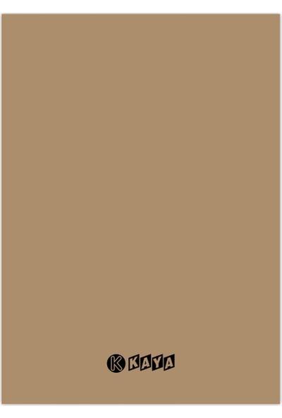 Kaya Büro Ofis Dava İcra Avukat Dosyası Kraft Küçük Boy 1. Kalite 100'lü