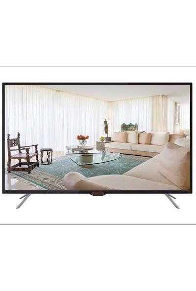 """Morio MR55850 55"""" 140 Ekran Uydu Alıcılı 4K Android Smart LED Tv"""
