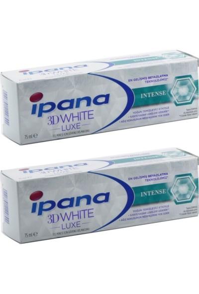 Ipana 3 Boyutlu Beyazlık Luxe Diş Macunu 75 ml x 2