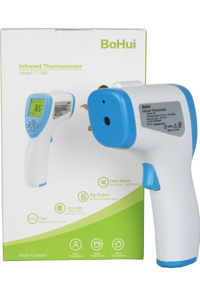 Bo Hui Infrared Dijital Temassız Ateş Ölçer Termometre