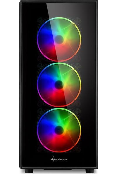 Sharkoon TG5 PRO Tempered Glass RGB USB 3.0 ATX Mid Tower Kasa (TG5-PRO-RGB )