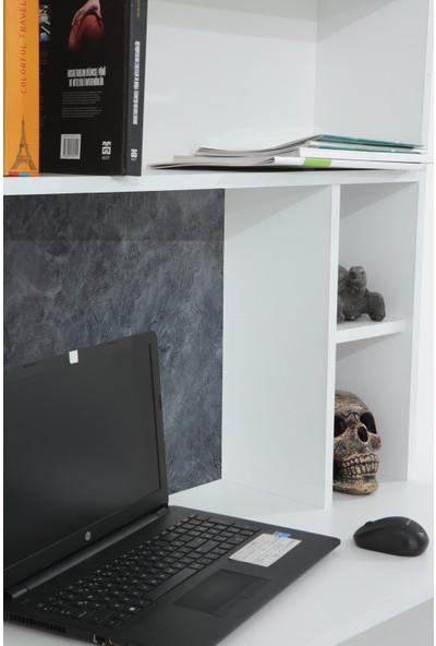 Hepsi Home Eko-Line Arka Panelli Çalışma Masası
