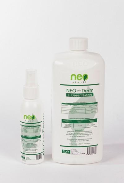 Neo Steril Derm Dezenfektan 2'li Set
