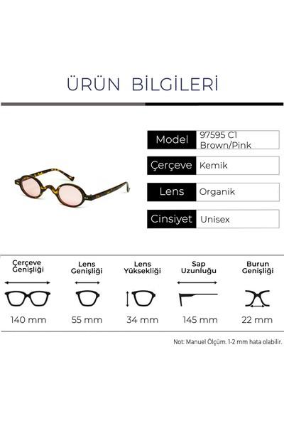 Zolo Eyewear 1315 C1 Unisex Güneş Gözlüğü