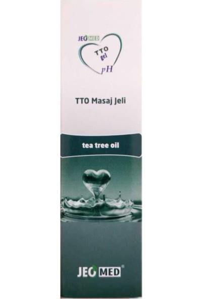 Tto Çay Ağacı Özlü Masaj Jeli 60 gr