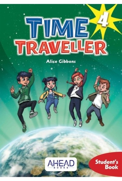 Time Traveller 4 Student'S Book + 2 Cd Audio - Alice Gibbons