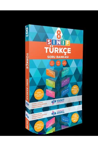 Yanıt Yayınları 8. Sınıf Soru Bankası Seti - 3 Kitap