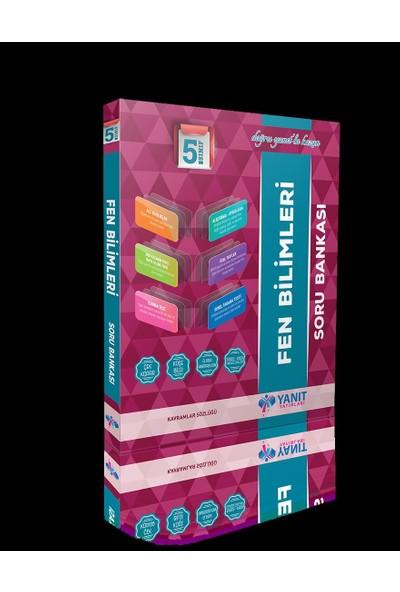 Yanıt Yayınları 5. Sınıf Soru Bankası Seti - 3 Kitap