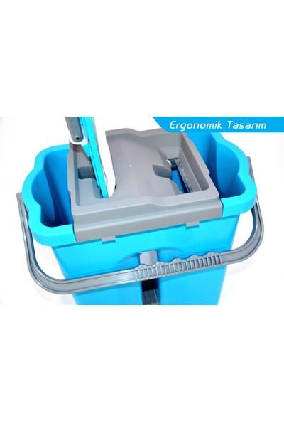 Ermop Gecko Home Tablet Mop Temizlik Seti + 1 Yedek Mop