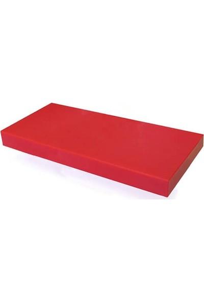 Türkay Polietilen Kesme Tahtası 30 x 50 x 2 Kırmızı