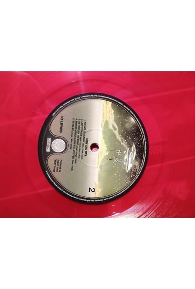 Def Leppard High N Dry Coloured Vinyl Plak