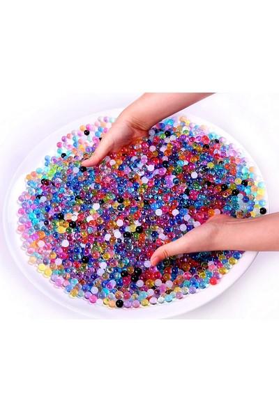 Water Beads 2000'li Suda Şişen Büyüyen Dekoratif Su Boncuğu