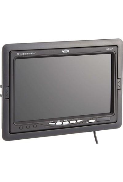 Rose Mr-07 7 İnç TFT LCD Monitör