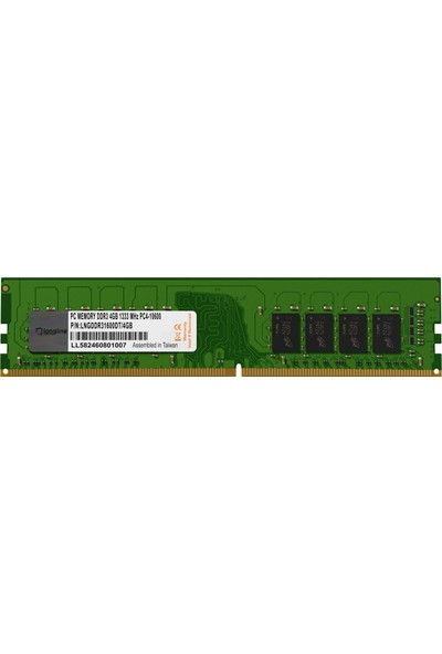 Longline 4GB 1333MHz DDR3 Ram LNGDDR313334GB