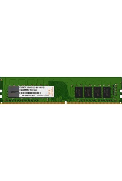 Longline PC4-17000 4GB 2133MHz DDR4 Ram LNGDDR421334GB