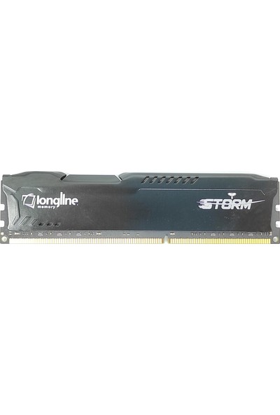 Longline Storm 8GB DDR4 3200MHz CL18 PC4-25600 Ram LNGDDR4ST3200DT/8GB