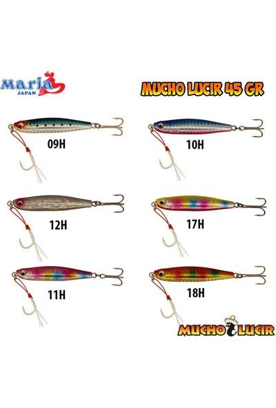 Maria Mucho Lucir Jig 45GR 11H