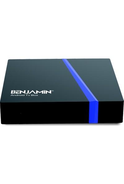 Benjamin 4K Cortex A7 1.5ghz Işlemci 16GB Hafıza 2gb Ddr Ram Android 8.1 Tv Box
