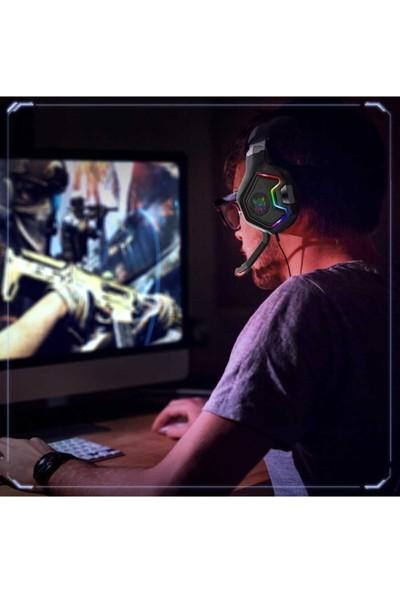 Onikuma K10 Pro Rgb Oyuncu Kulaklığı