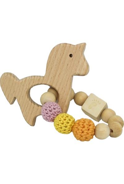 Bone Dea Unicorn Organik Amigurumi Diş Kaşıyıcı