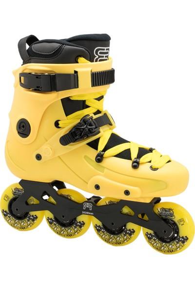 Fr Skates Fr1 Yellow Urban Paten