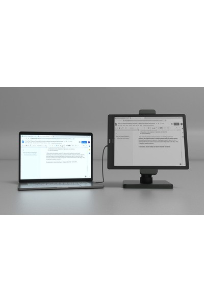 "Onyx Boox Max Lumi Işıklı 13.3"" Monitor + Kitap Okuyucu Kalemli"