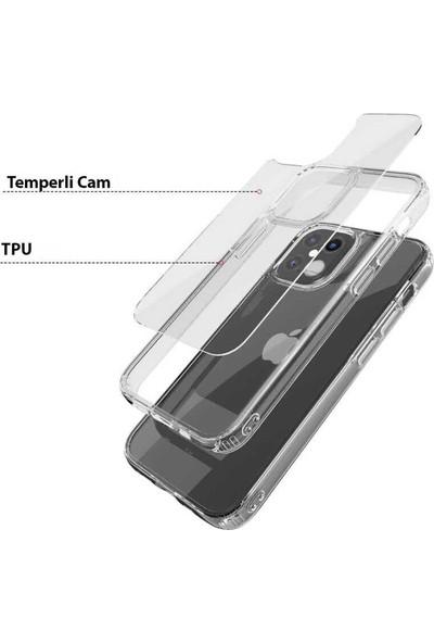Benks Magic Crystal Clear Apple iPhone 12 5.4 Airbagli Şeffaf Kılıf