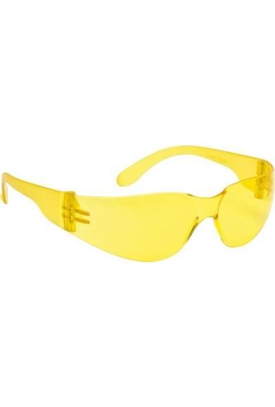 Medop Flash Nueva Sarı Atış Gözlüğü