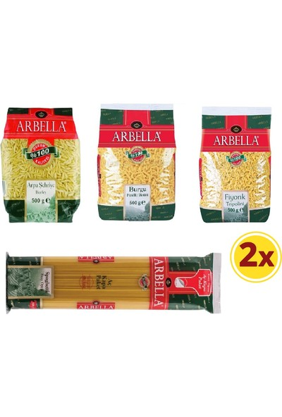 Arbella Makarna Karma Paket 022