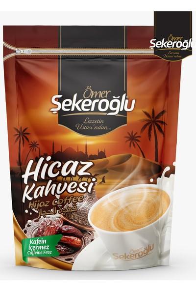 Ömer Şekeroğlu Hicaz Kahvesi 200 gr