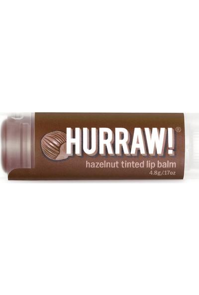 Hurraw Hazelnut Tinted Lip Balm