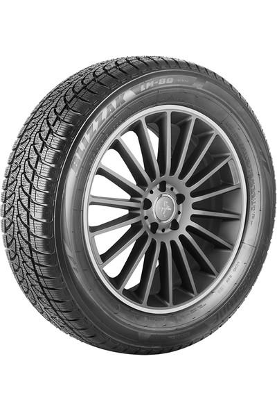 Bridgestone 225/60 R18 100H LM80 Evo E-C-71 4x4 Kış Lastik (Üretim Yılı: 2018)