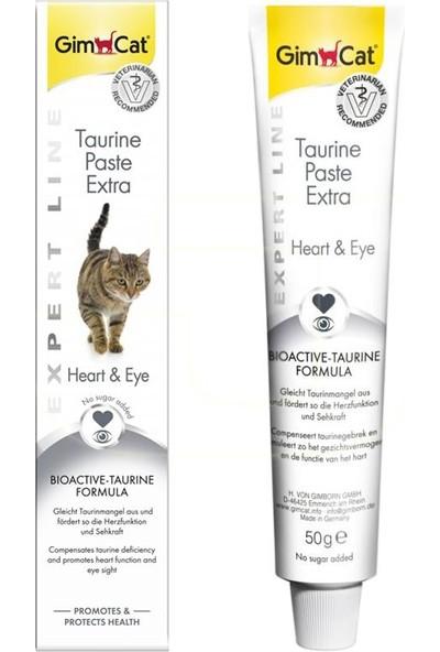 Gimcat Taurine Paste Kalp ve Göz Sağlığı Destekleyici Taurinli Kedi Macunu 50 gr ARDA022