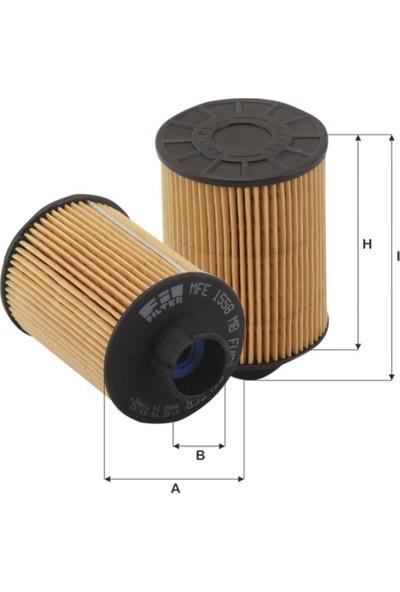 Fil Filter Fiat Albea 1.3 Multijet 2003 - 2012 4'lü Filtre Seti