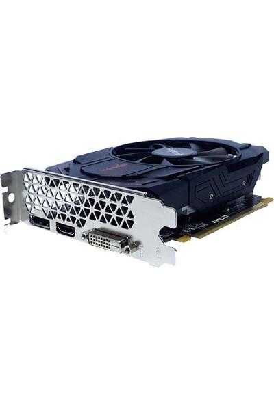 Quadro RX550 4 GB 128 Bit Gddr5 Dp/hdmı/dvı (RX550-4GD5)