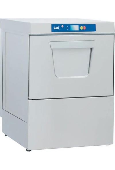 Öztiryakiler Dijital Bulaşık Yıkama Makinesi, Tahliye Pompalı, 50X50 cm Sepetli