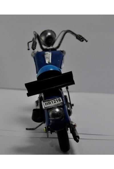 Nostalji El Yapımı Nostaljik, Hediyelik Metal Chopper Motor
