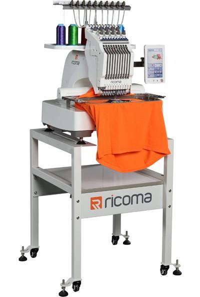 Ricoma EM-1010 Tek Kafa 10 Iğne Nakış Makinesi