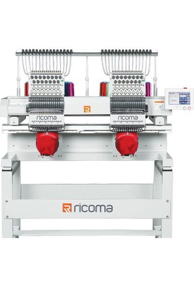 Ricoma MT-1202-7S Iki Kafa 12 Iğne Nakış Makinesi