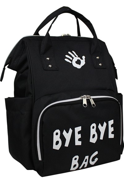 Bye Bye Paris Bag Anne Bebek Bakım Sırt Çantası