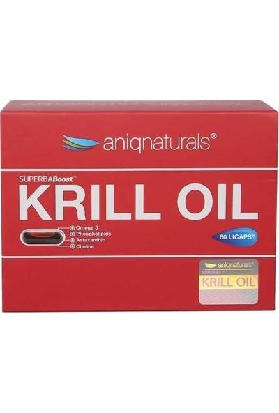 Superba Krill Oil 730 Mg X 60 Capsül Skt: 07/2019