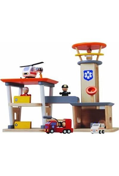 Plan Toys Ahşap İlk Yardım İstasyonu