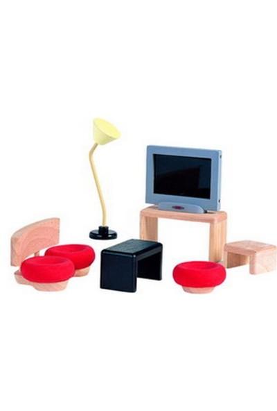 Plan Toys Oyun Evi Aksesuarı Oturma Odası