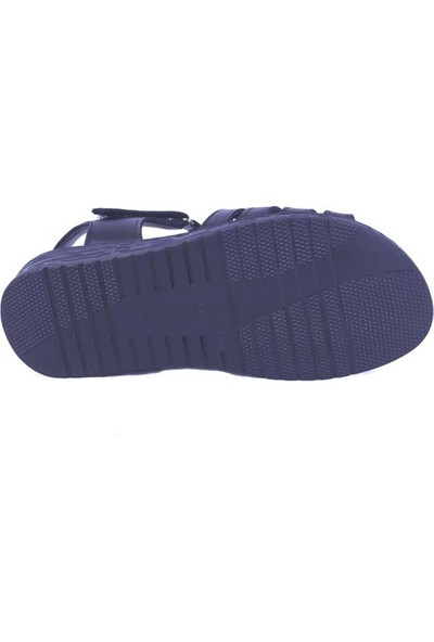 Ustalar Ayakkabı Siyah Kadın Sandalet 530.434