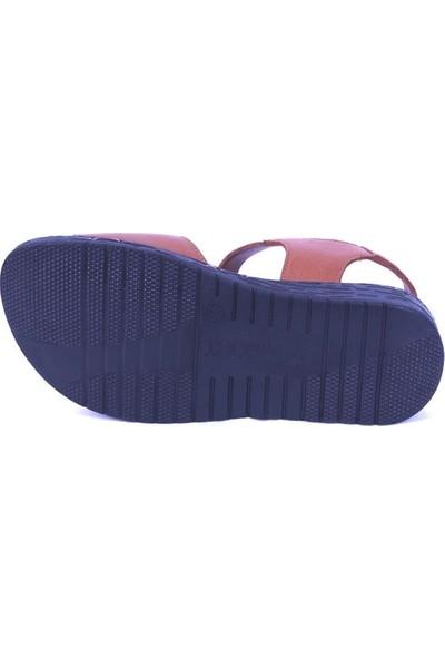 Ustalar Ayakkabı Taba Kadın Sandalet 530.600