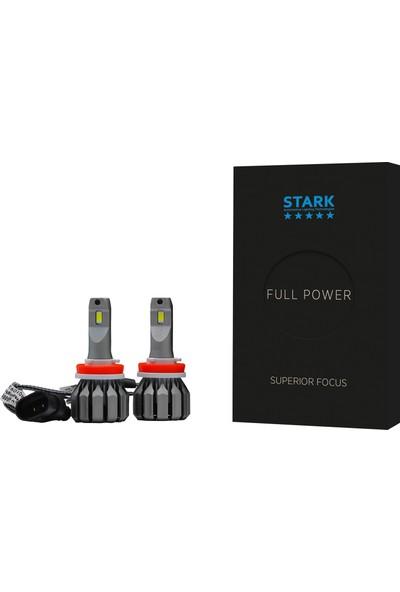 Stark Full Power Csp LED Xenon H15 / Hb4 9006 / Hb3 9005 / H9 / H8 / H11 / H7 / H1 / H4 Pro Focus Özellikli