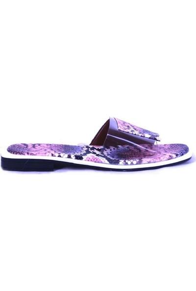 Ustalar Ayakkabı Pudra Kadın Günlük Terlik 537.30