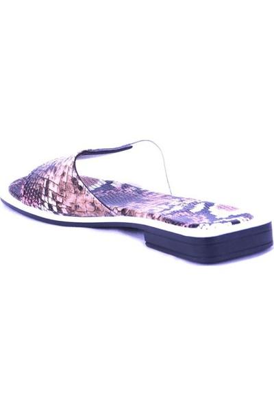Ustalar Ayakkabı Kahverengi Kadın Günlük Terlik 537.30