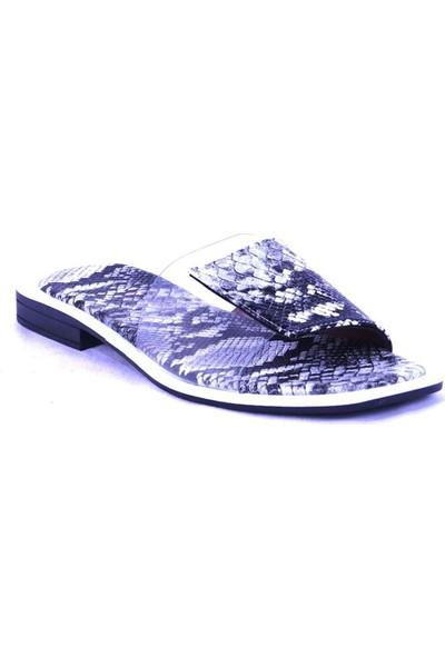 Ustalar Ayakkabı Beyaz Kadın Günlük Terlik 537.30
